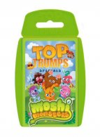 Wholesale Top Trumps - Moshi Monsters