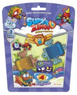 Wholesale Superzings Super Zings Series 5 4 PACK BLISTER (6 pcs)