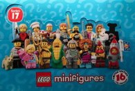 Wholesale Box of Lego Minifigures Series 17 Toys - (60 pcs)