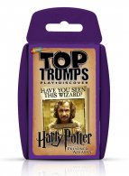 Top Trumps - Harry Potter and the Prisoner of Azkaban (6 Pack)