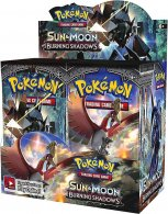 Wholesale Pokemon BURNING SHADOWS Boosters Trading Box (36 pcs)