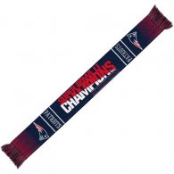 New England Patriots Super Bowl LI Champions Scarf