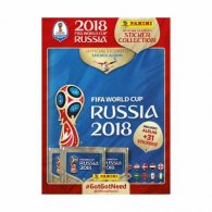Wholesale Panini FIFA Russia World Cup 2018 Sticker STARTER PACK