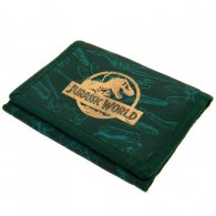 Jurassic World Nylon Wallet