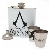 Assassins Creed Hip Flask Set