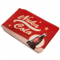 Fallout Card Holder Nuka Cola