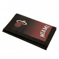 Miami Heat Nylon Wallet FD