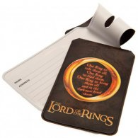 The Lord Of The Rings Luggage Tags