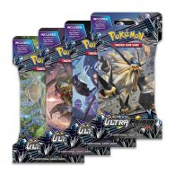 Wholesale Pokemon ULTRA PRISM Sleeved Boosters TCG Packs (24 pc)