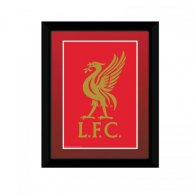 Liverpool F.C. Picture Crest 8 x 6