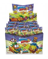 Superzings Super Zings Series 5 AEROWAGONS (24 pcs)
