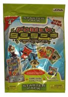 Gogos Crazy Bones Power Series 4 Starter Pack Album Binder File