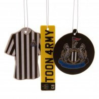 Newcastle United F.C. 3pk Air Freshener