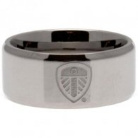 Leeds United F.C. Band Ring Small