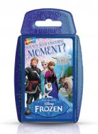 Top Trumps - Disney Frozen Moments Card Game (6 pack)