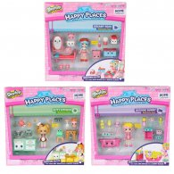 Wholesale Shopkins Happy Places Welcome Pack 3 Assorted Playsets