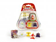 Wholesale Box of Star Monsters Pocket Friends BLISTER (6 pcs)