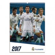 Real Madrid F.C. Calendar 2017