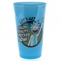 Rick And Morty Premium Large Glass