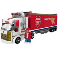 Arsenal FC Brick Fan Truck