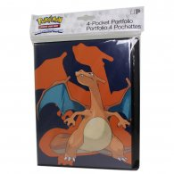 Wholesale Pokemon Charizard 4 Pocket Porfolio Folder Album Ultra Pro
