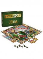 UK Wholesale Monopoly Board Game - The Legend of Zelda Edition