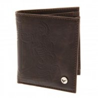 Newcastle United F.C. Luxury Lined Wallet 880