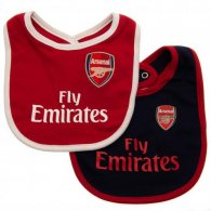Arsenal F.C. 2 Pack Bibs NR