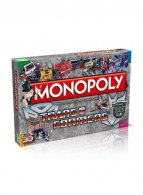 UK Wholesale Monopoly Board Game - Transformers Edition