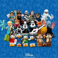 PRE-ORDER Wholesale DISNEY Minifigures Box Series 2 (60 pcs)