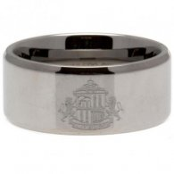 Sunderland A.F.C. Band Ring Large