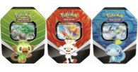 Wholesale Pokemon Trading Card Game GALAR TINS (6 pcs)