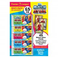 Wholesale Topps Match Attax Trading Card Booster 17/18 MULTIPACK