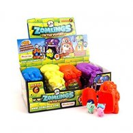 Wholesale Zomlings in the Town Series 6 CAPSULES Toys (6 pcs)