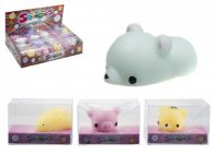 UK Squigies Squishies Squishy Wholesale MINI ANIMALS (16 pcs)