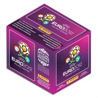 Box of Panini UEFA Euro 2012 Stickers Collection (100 packs)