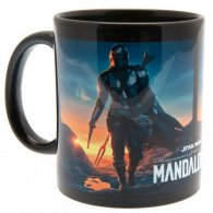 Star Wars The Mandalorian Mug Nightfall
