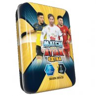 Wholesale UEFA Topps Match Attax EXTRA MINI Tins 2019/20 (12 pcs)
