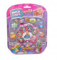 Wholesale Moji Pops MojiPops Series 1 GLITTER 8 Pack Blister