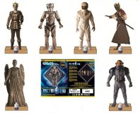 Wholesale Doctor Who Kitto! Series 1 Paper Construction Figures