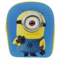 Despicable Me Junior Backpack 3D Minion
