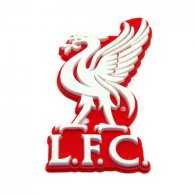 Liverpool F.C. 3D Fridge Magnet