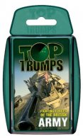 Top Trumps - British Army Fighting Forces (6 packs)