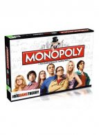 UK Wholesale Monopoly Board Game - The Big Bang Theory Edition