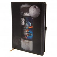 Star Wars Premium Notebook VHS