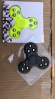 Wholesale Fidget Hand Spinners THREE BEARINGS RINGS Toy (Single)