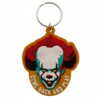 IT Chapter Two PVC Keyring