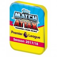 Wholesale Topps Match Attax Trading Card 17/18 MINI TINS (12 pc)