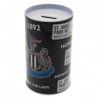 Newcastle United FC Money Tin