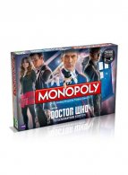 UK Wholesale Monopoly Board Game - Dr Who Regeneration Edition
